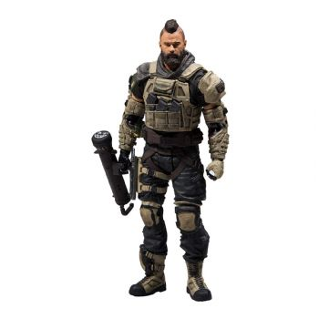 "Call Of Duty Ruin 7"" Action Figure"